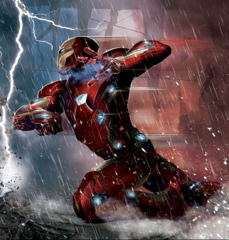 Captain America: Civil War – Ironman's Side