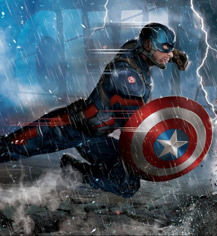 Captain America Civil War- Cap's Side