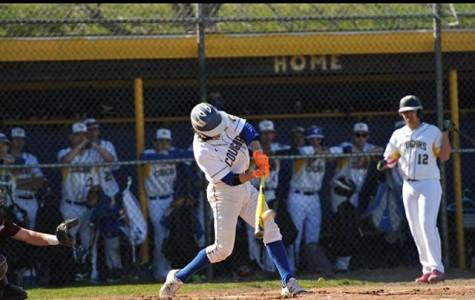 Coach Garganese and Cougar Baseball open up 2016 season