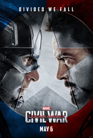 Richard Reviews Captain America: Civil War