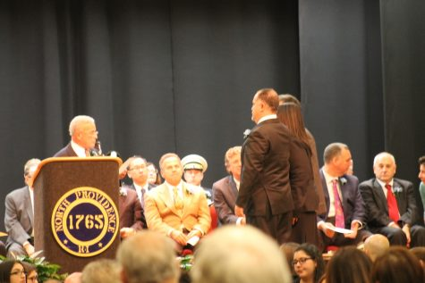 2017 North Providence Inauguration Ceremony
