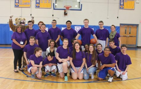 Unified Basketball Game 2017