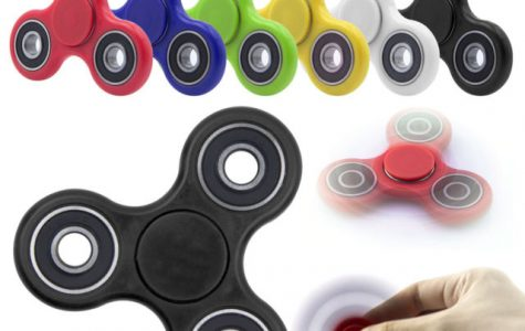 Fidget Spinners: The New Desk Toy