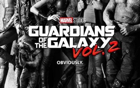 Richard Reviews: Guardians of the Galaxy Vol. 2