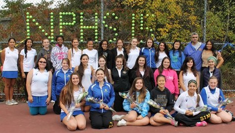 Lady Cougars Tennis Wrap-Up