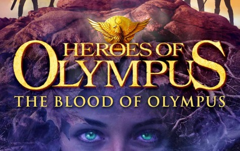 The Heroes of Olympus: The Blood of Olympus Book Review