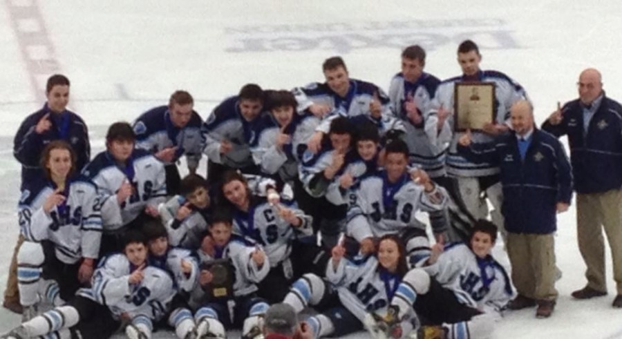 JNP Hockey captures Division III State Championship Title