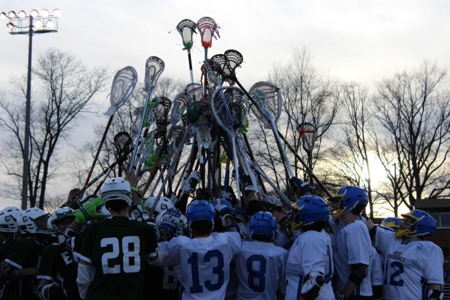 Cougar Boys Lacrosse Start Slow
