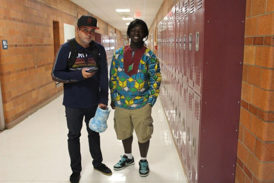 Students Show Cougar Pride at Spirit Week