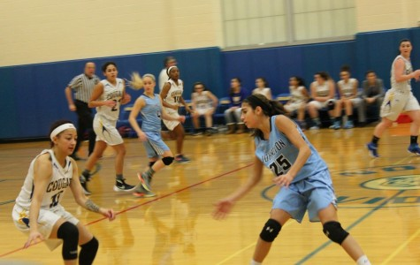 Cougar Girl's Basketball starts off the season
