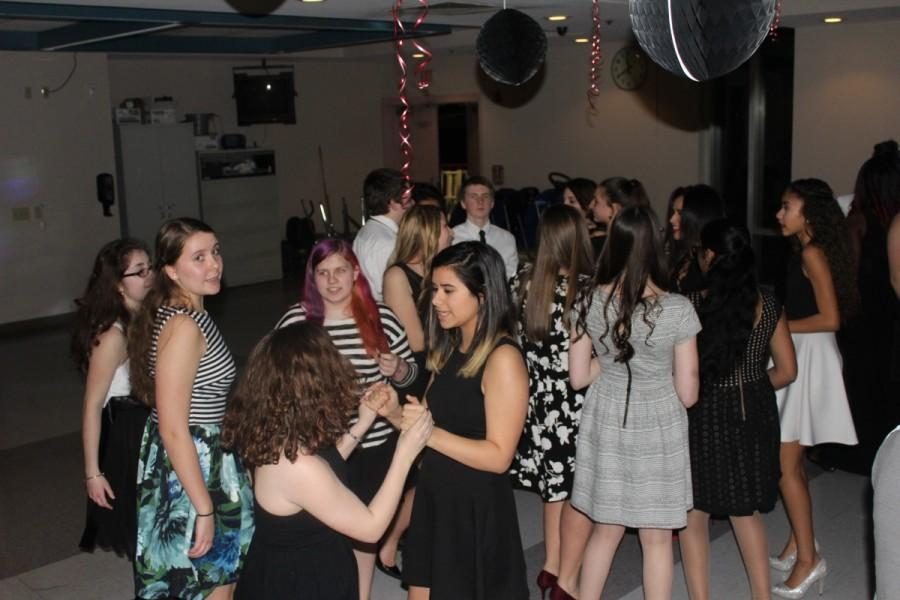 First Ever Freshman/Sophomore Semi-Formal Dance