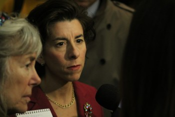 Boost in Graduation Rate Brings Raimondo to NPHS