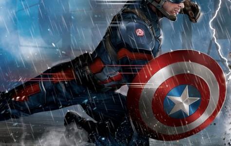 Captain America Civil War- Cap's Side