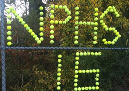 Lady Cougar Tennis Season Wrap-Up and Senior Night 2016