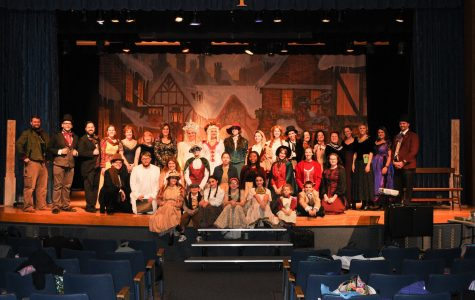 "NPHS Drama Club Presents ""A Christmas Carol (The Musical)"""