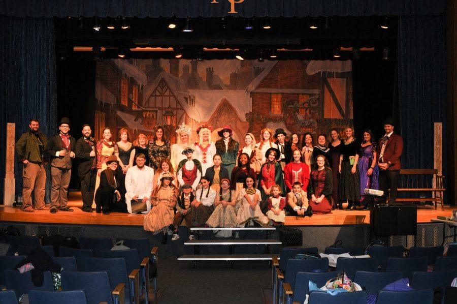NPHS Drama Club Presents