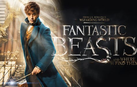 Richard Reviews: Fantastic Beasts and Where to Find Them