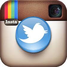 New Instagram & Twitter account!
