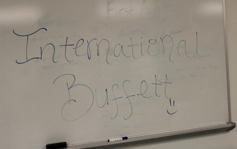 International Buffet 2017