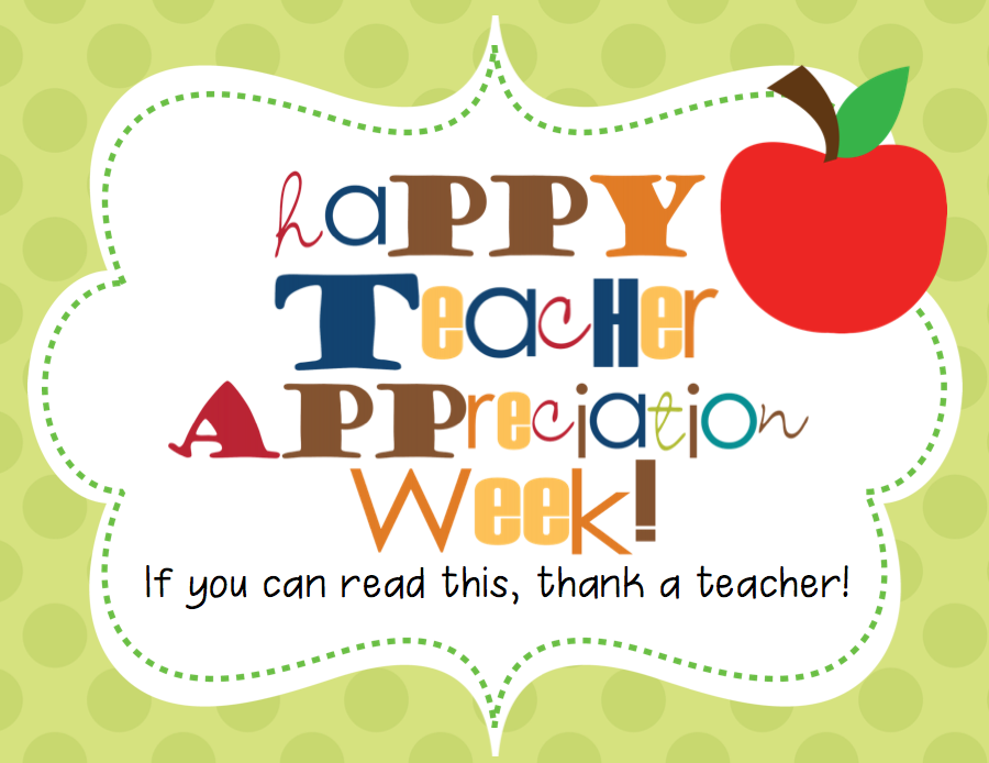 The Cougar Courier Appreciates Our Teachers