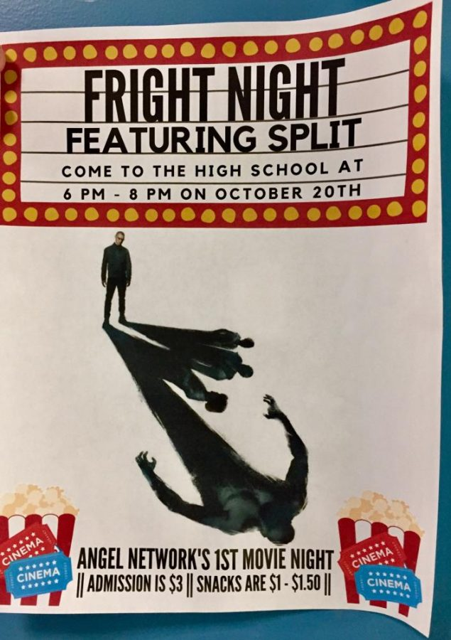 Come to Angel Network's Movie Night!
