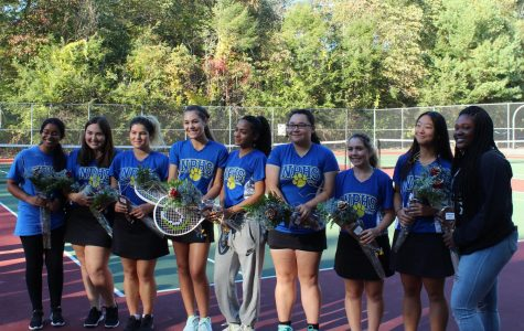 Lady Cougars Tennis Team Shines in Second Year of Division III