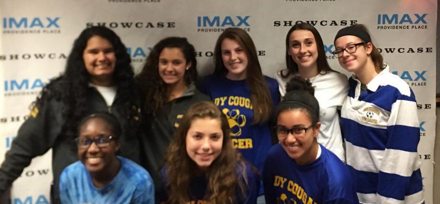 Lady Cougar Soccer Team: Team of The Week