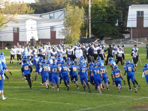 Cougars Homecoming Football Game