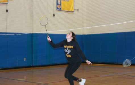 Students Participate in Annual Badminton Tournament