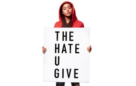 Literacy Team: The Hate U Give Book Talk