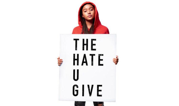 Literacy Team: The Hate U Give Book Talk
