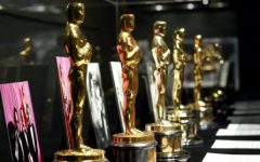Mandatory Credit: Photo by STEWART COOK/REX/Shutterstock (401850h) OSCAR STATUETTES AWARDED IN 1975 FOR