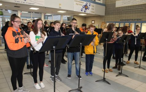 Music Abound Before Holiday Recess