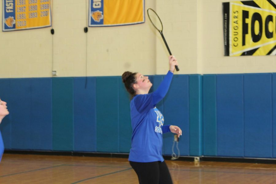 Annual Badminton Tourney Crowns New Champs