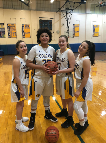 Lady Cougars Basketball Update