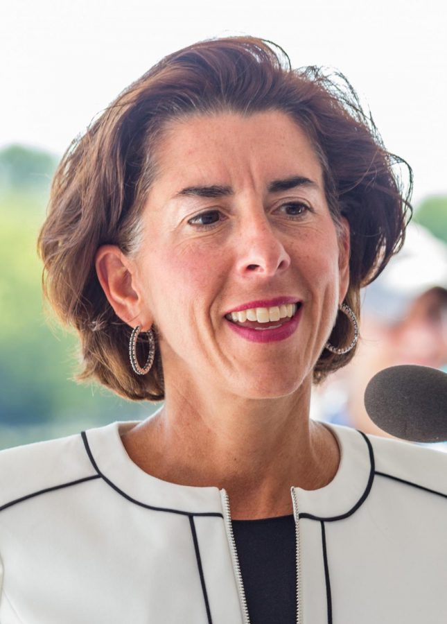 Raimondo Nominated For Secretary Of Commerce In Biden's Cabinet
