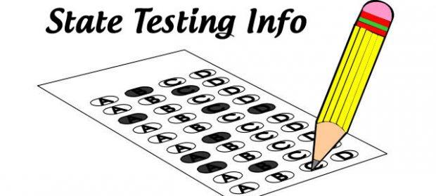 State Testing Updates
