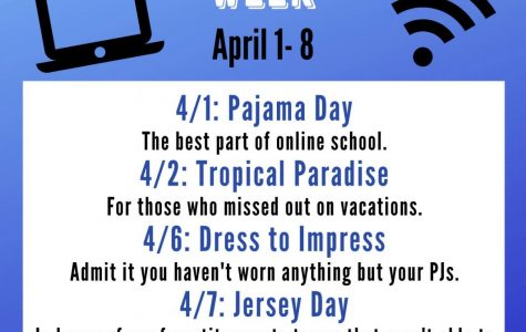 Virtual Spirit Week!