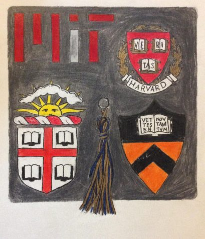 NPHS Seniors Accepted to Prestigious Universities