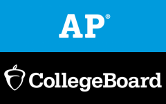 "Text saying ""AP"" and ""CollegeBoard"""