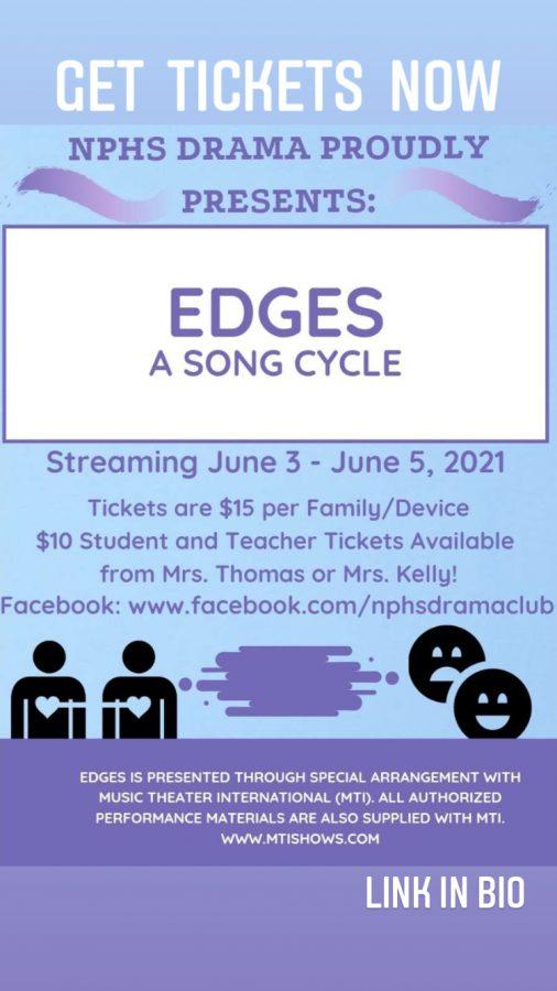 NPHS Drama Presents Edges: A Song Cycle