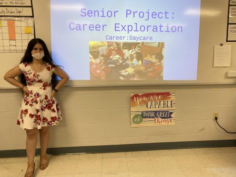 NPHS Presents- Senior Projects From the Special Ed Students 2021!