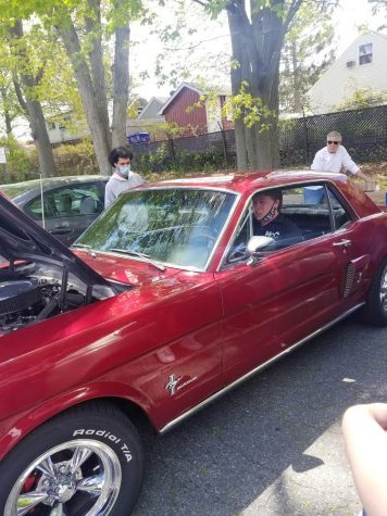 An Interview with Aidan Dorgan: The Senior Project Car Restorationist