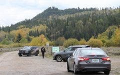 Crews searching for Gabby Petito at a campsite close to Grand Teton
