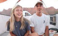 Gabby Petito and fiancé Brian Laundrie