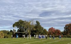The Cougar Football team defeated Hope High School by a score of 50-12 on homecoming day.